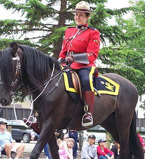 Kanadan Ratsupoliisi