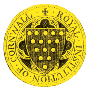 Royal Institution of Cornwall - The logo of the Royal Institution of Cornwall.