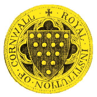 Royal Institution of Cornwall - The seal of the Royal Institution of Cornwall.