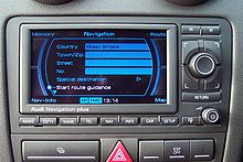 audi navigation plus wikipedia rh en wikipedia org audi navigation plus instructions audi a3 navigation plus install