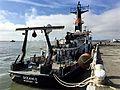 RV Oceanus at dock in San Francisco.jpg