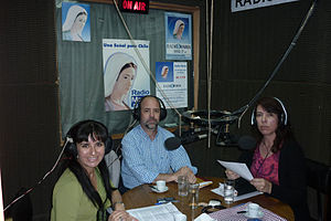 Radio Maria - Radio Maria emission in Chile.
