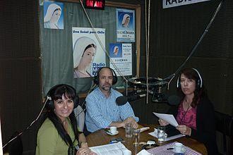 Radio Maria - Radio Maria emission in Chile.