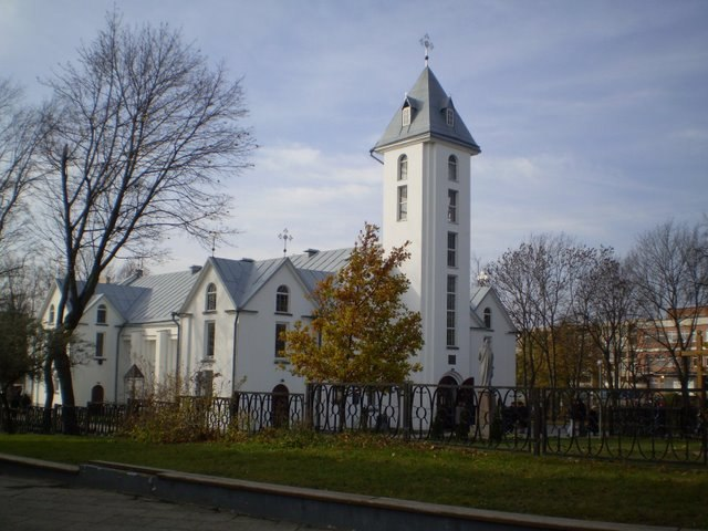 Radviliškio bažnyčia