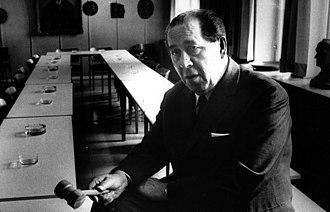 Rafael Paasio - Image: Rafael Paasio 1963