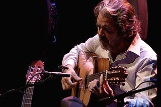 Rafael Riqueni Spanish musician