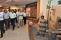 Raghvendra Singh Visits Science And Technology Heritage Of India Gallery With NCSM And VMH Dignitaries - Science City - Kolkata 2018-07-20 2574.JPG