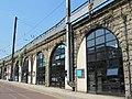 Railway arches, Forth Street, NE1 (geograph 2975035).jpg