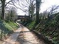 Railway bridge, Merryfield Lane - geograph.org.uk - 383901.jpg