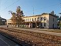 Railway station, 2017 Dunaújváros.jpg