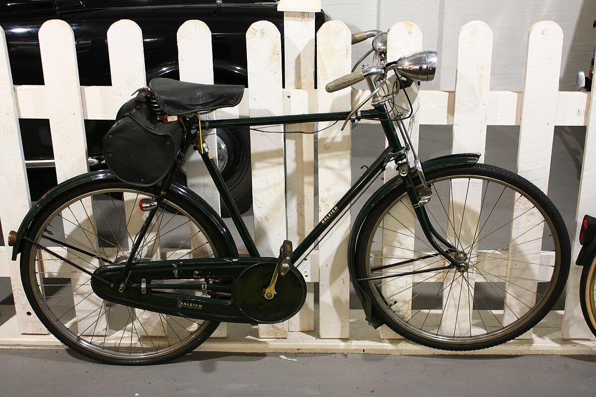 Bicicleta inglesa - Wikipedia, la enciclopedia libre