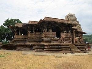 Ramappa Temple - Image: Ramappa Temple Warangal