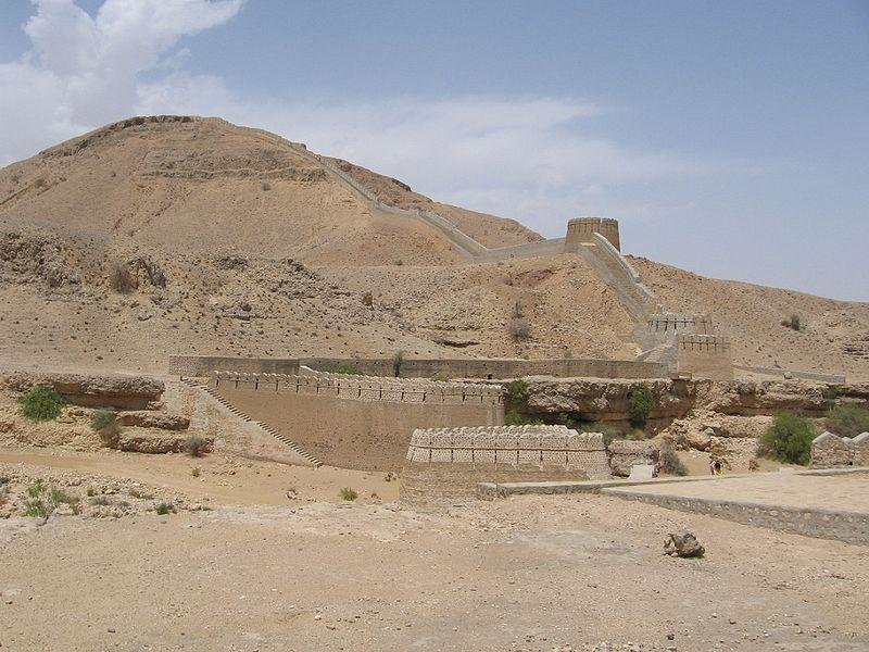Ranikot Fort Pakistan Ranikot Fort is The Largest