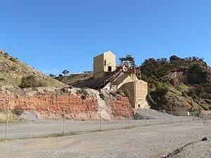 Rapid Bay, South Australia - Image: Rapid Bay quarry
