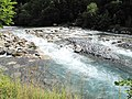 Rapids on Giffre river (Samoens).jpg