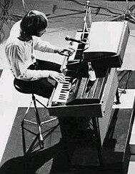 Ray Manzarek 1968
