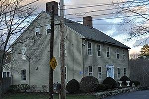 Battell House - Image: Reading MA Battell House