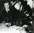 Rear Admiral Erik af Klint with adjutant.jpg