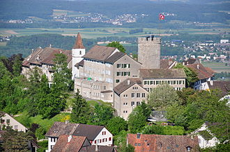 Regensberg Castle - Schloss and Oberstadt Regensberg