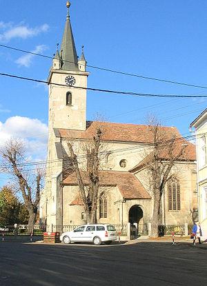 Reghin - Transylvanian Saxons' Lutheran Church