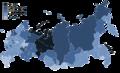 Regional GDP per capita map of Russia.png