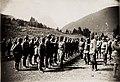 Reise Kaiser Karls I. an die Isonzofront, Istrien, Kärnten und Vorarlberg. in der Zeit vom 1-6.VI.1917. 4.6.1917 - Ankunft in Tarvis (BildID 15565170).jpg