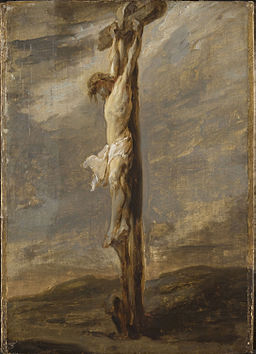 Rembrandt - The Crucifixion - Cat478