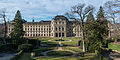 Residenz Würzburg, View from Eastern Part of Hofgarten 20131227 6.jpg