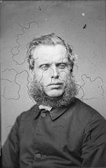 Revd Ellis Thomas Davies, Abergele (1822-95)