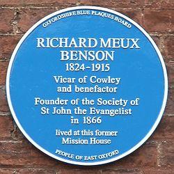 Photo of Blue plaque № 12538