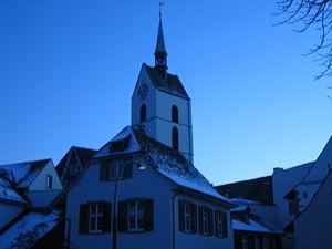 Riehen-Dorfkirche