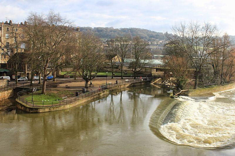 File:River Avon, Bath.JPG