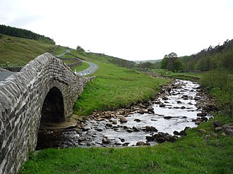 River Cover - Image: River Cover geograph.org.uk 1344057