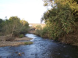 River Hiran near Sasan Gir, Gujarat, India.jpg