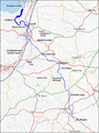 River Parrett map.png