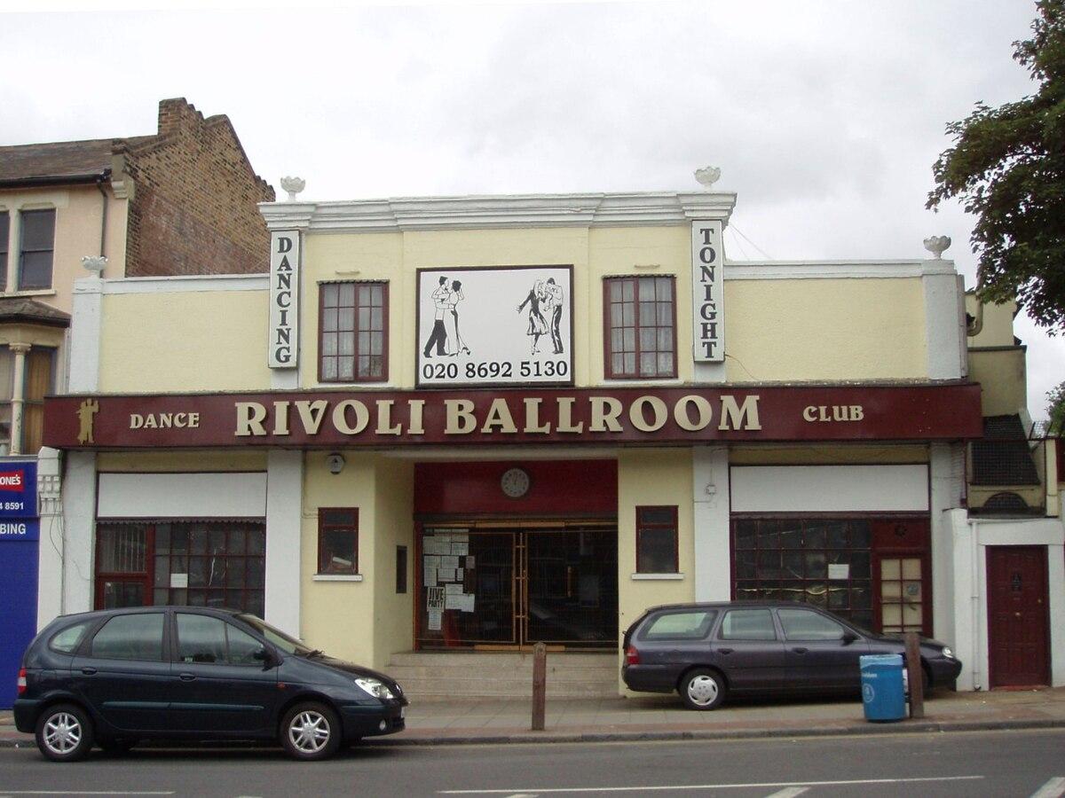 rivoli ballroom wikipedia