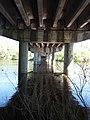 Road bridge over Psel in Kremenchuk Raion (Highway M22) 02.jpg