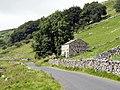Roadside Barn, Langstrothdale - geograph.org.uk - 532389.jpg