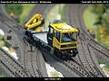 Robel Bullok BAMOWAG 54.22 Track Maintenance Vehicle - DB Bahnbau Kibri 16100 Modelismo Ferroviario Model Trains Modelleisenbahn modelisme ferroviaire ferromodelismo (11696751306).jpg