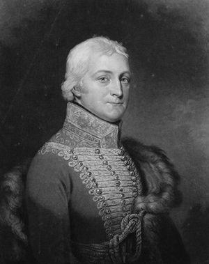 Robert Ballard Long - Lieutenant-General Robert Ballard Long. Mezzotint, 1827.