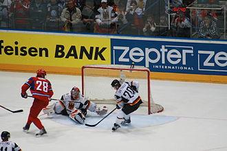 Robert Dietrich - Robert Dietrich in 2010 Men's World Ice Hockey Championships