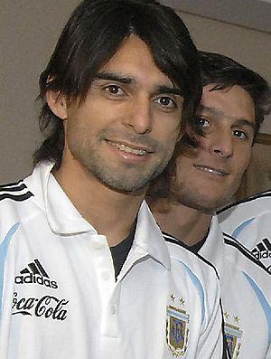 Roberto Ayala - Ayala with Argentina in 2007