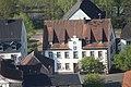 Rodalben, Blick vom Kanzelfelsen zum Rathaus.JPG