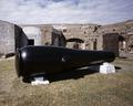 Rodman gun at Fort Sumter, South Carolina LCCN2011630681.tif