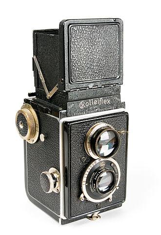 Rolleiflex - Rolleiflex Original with Carl Zeiss Jena Tessar f/3.8