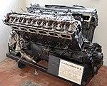 Rolls-Royce Merlin 23A from de Havilland Mosquito T.III -LR565- (25896653598).jpg