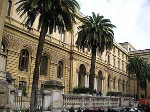 La Sapienza - Engineering faculty at Via Eudos...