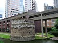 Roman bastion in the Barbican - geograph.org.uk - 432829.jpg