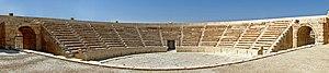 Roman Theatre at Palmyra - Image: Roman theatre of Palmyra 01