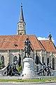 Romania-2352 - Matthias Corvinus' Statue (7794272304).jpg